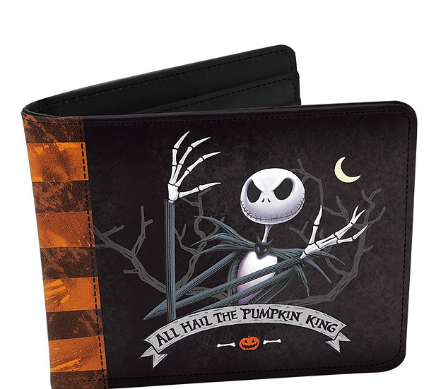 Nightmare Before Christmas Wallet - Jack