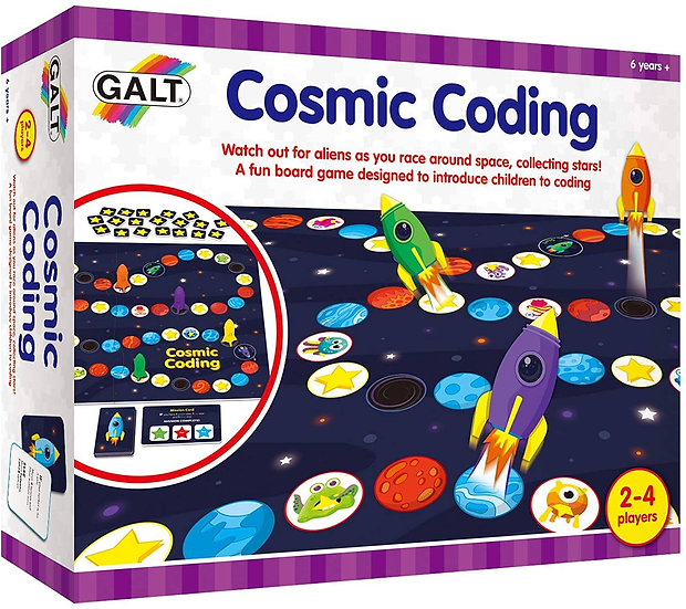 Cosmic Coding Game