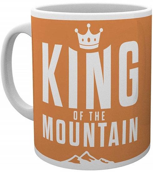 King Of The Mountain - Cycling Mug 300ml