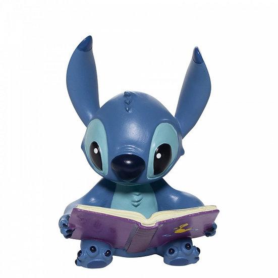 Disney Stitch Book Figurine