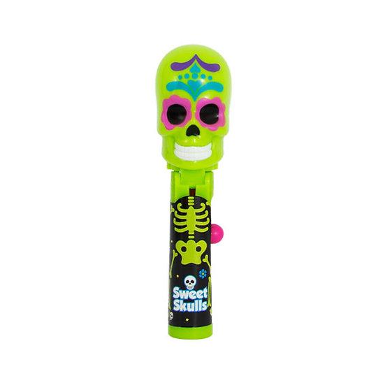 Sweet Skulls Pop Ups Lollipop 10g