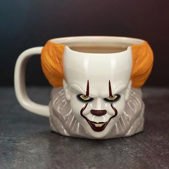 Pennywise Shaped Mug