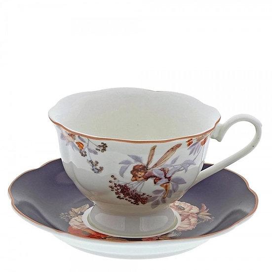 Flower Fairies Jasmine Cup and Saucer