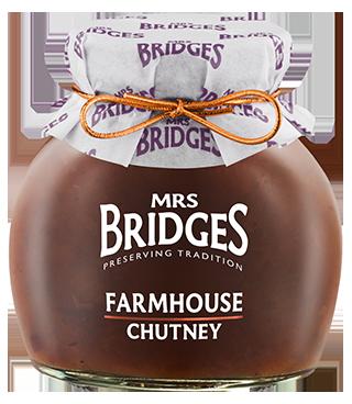 Mrs Bridges Farmhouse Chutney 310g