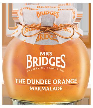 Mrs Bridges The Dundee Orange Marmalade 340g