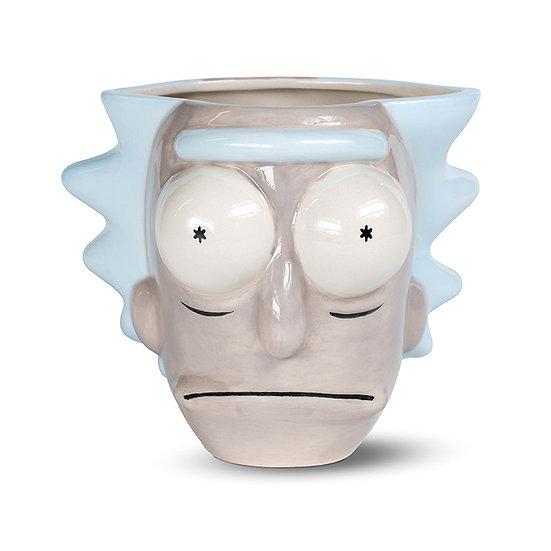 Rick and Morty 3D Mug - Rick Head