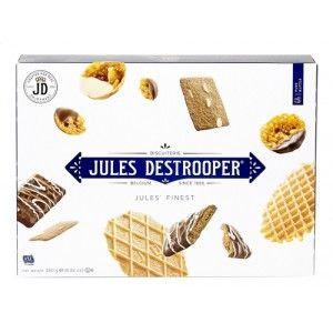 Jules Destrooper Finest Biscuit Selection 250g