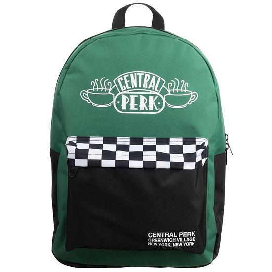 Friends Central Perk Checker Backpack