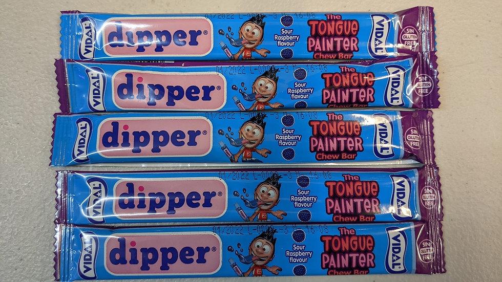 Vidal Dipper Tongue Painter Chew Bar x 5