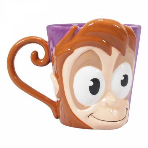 Disney Aladdin Abu 3D Shaped Mug