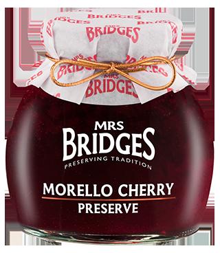 Mrs Bridges Morello Cherry Preserve 340g