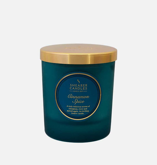 Shearer Candle Cinnamon Spice Jar Candle - Couture Collection