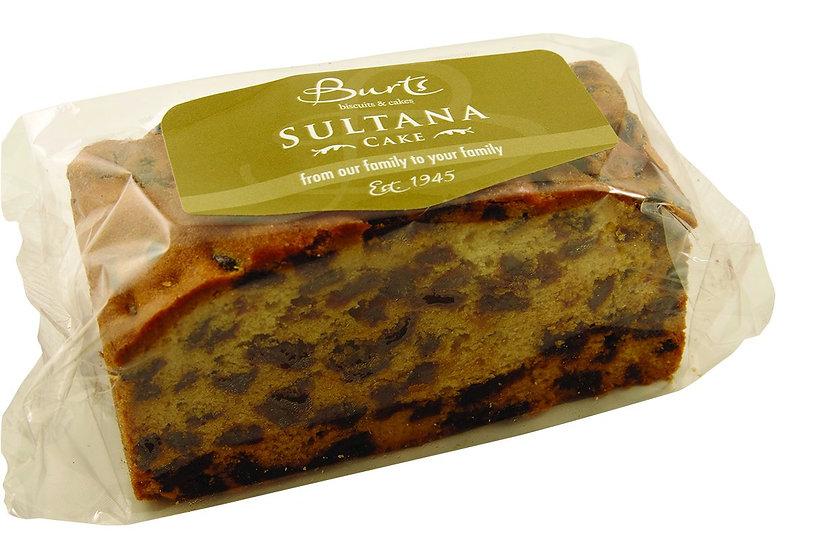 Burts Sultana Cake 310g