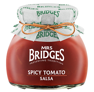 Mrs Bridges Spicy Tomato Salsa 200g