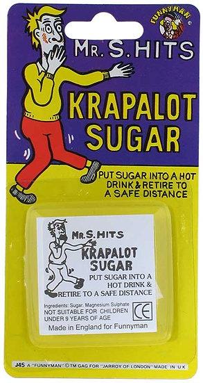 Mr S Hits Krapalot Sugar