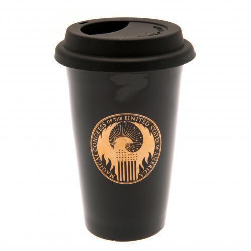 Fantastic Beasts Ceramic Travel Mug