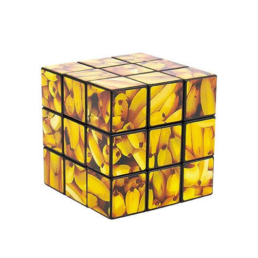 Banana Puzzle Cube
