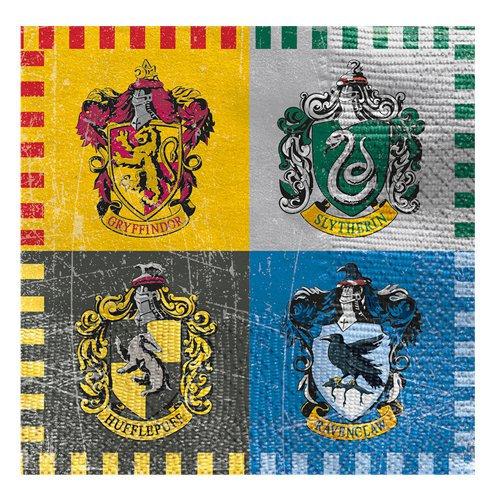 Harry Potter 25cm Paper Beverage Napkins 16pk