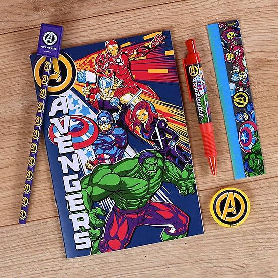Marvel Avengers Stationery Pack
