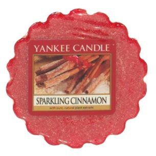 Yankee Candle Sparkling Cinnamon Wax Melt Tart