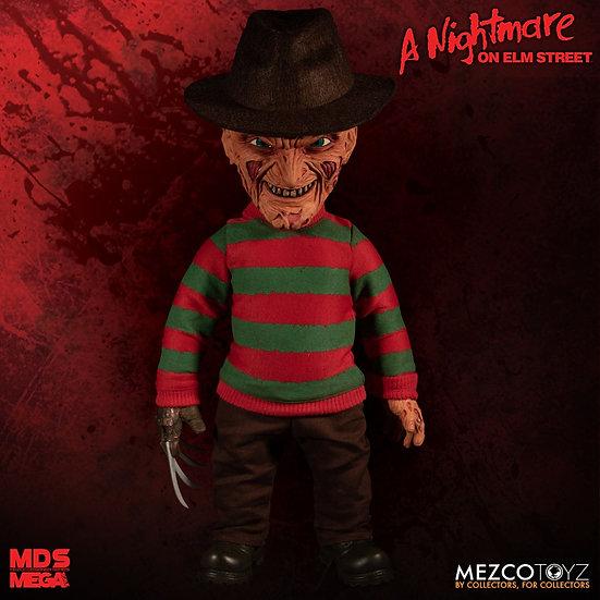 "A Nightmare on Elm Street: Mega Scale Talking Freddy Krueger 15"""