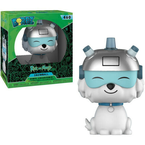 Funko Dorbz Rick and Morty - Snowball No.460