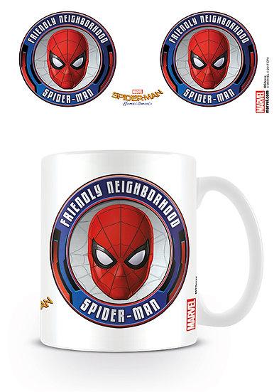 Marvel Spiderman Homecoming Friendly Mug