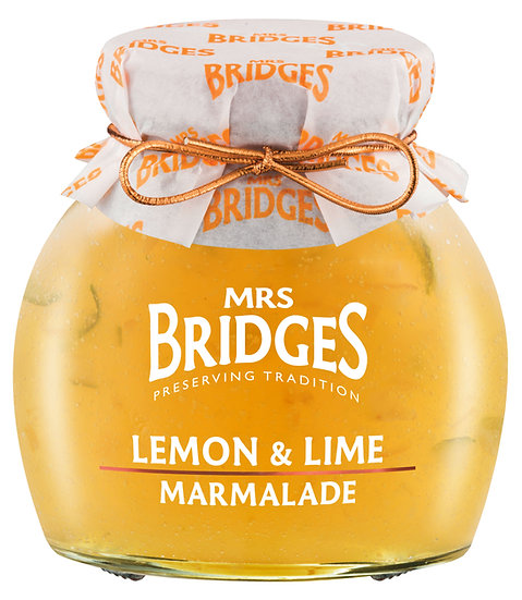 Mrs Bridges Lemon & Lime Marmalade 340g