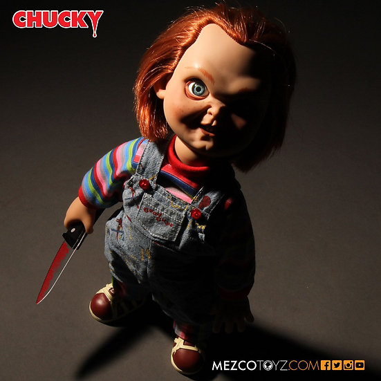 Child's Play: Talking Sneering Chucky 15""