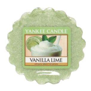 Yankee Candle Vanilla Lime Wax Melt Tart