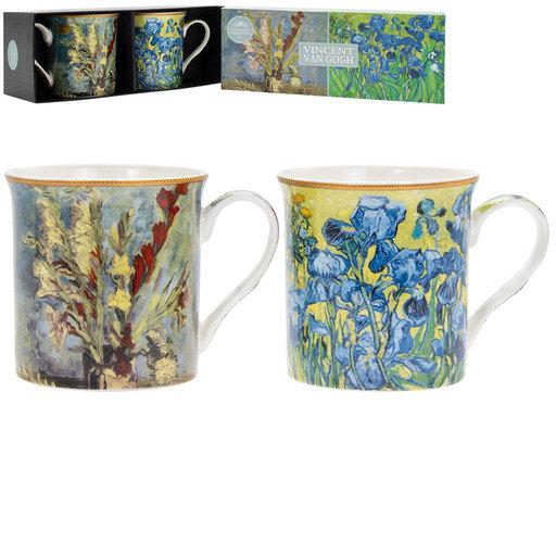 Vincent Van Gogh Mugs Set of 2
