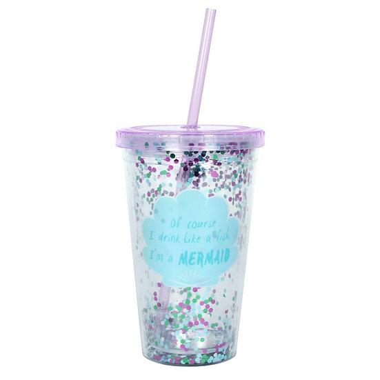 Mermaid Drinking Cup