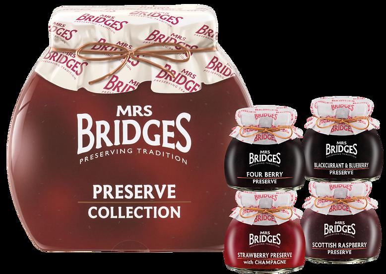 Mrs Bridges Preserve Collection Tin