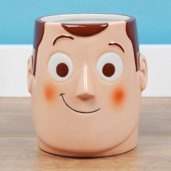Disney Toy Story 4 Woody 3D Mug