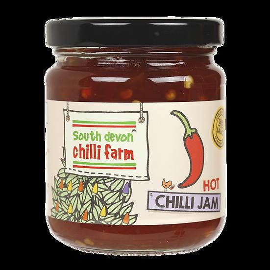 Hot Chilli Jam 250g