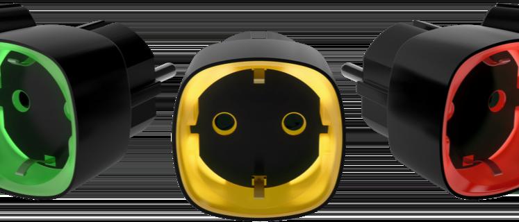 SOCKET Prise intelligente sans fil avec contrôle d'énergie