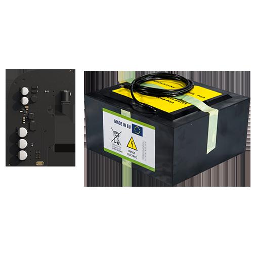 Aj_Kit batterie 7m Hub 2