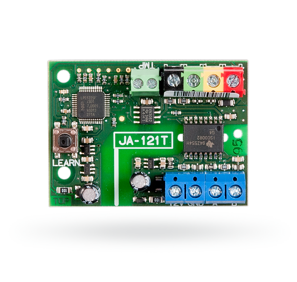 Ja_Interface BUS RS-485