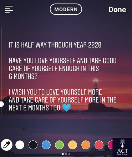 Mid-year Wishes