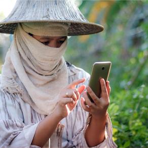 Reaching Farmers using Chat