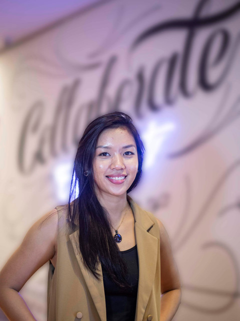 Christina Ho, Programme Manager, Padang & Co