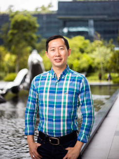 Derrick Chiang, CEO