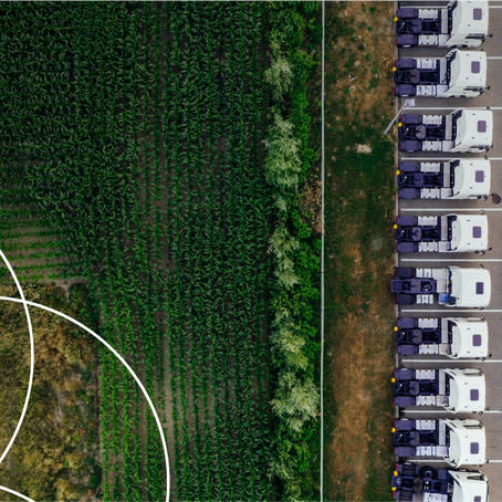 Logistics Tech and Lessons for the Agriculture Industry