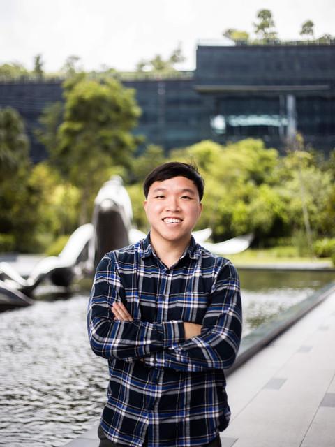 Wong Jin Quan, Programme Manager, Padang & Co