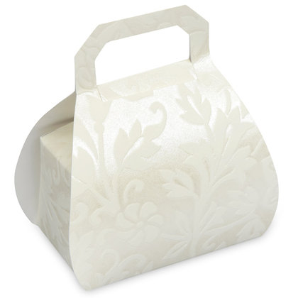 Diamanté Handbag Box