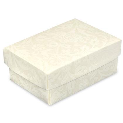 Diamanté Rectangle Box with Lid