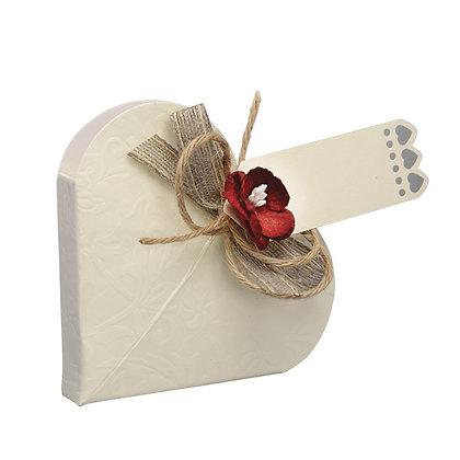 Diamanté Heart Box