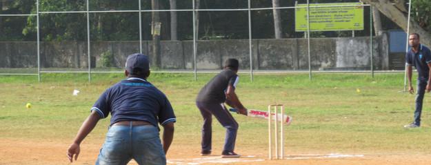 IChampions Trophy inter-department six-a-side cricket tournament - 07.03.2020
