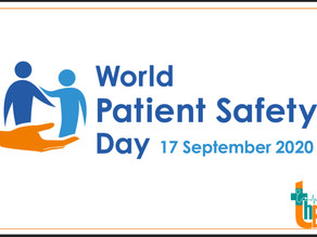 World Patient Safety Day – 17.09.2020