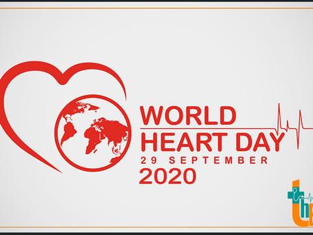 World Heart Day – 02.10.2020